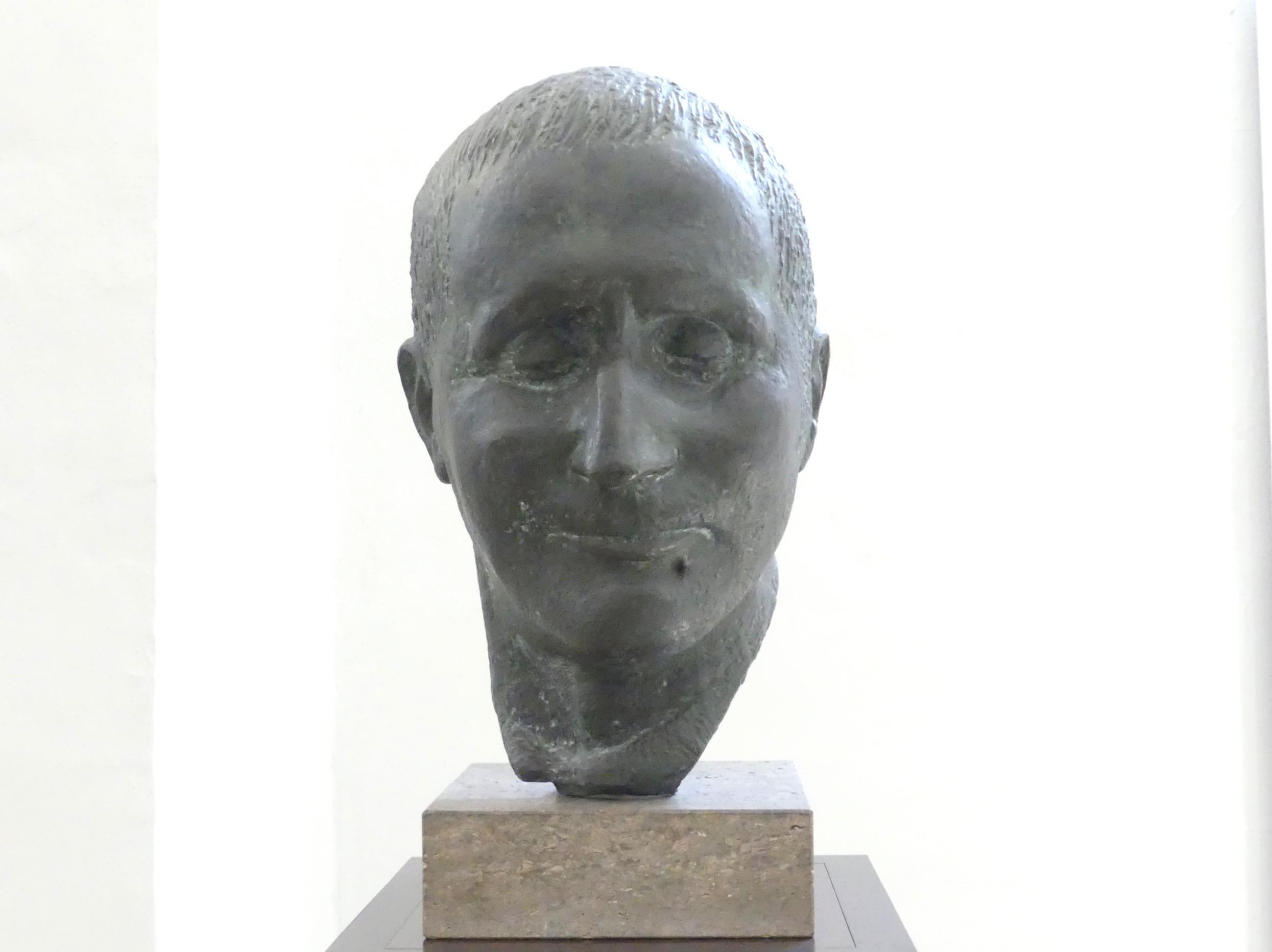 Fritz Cremer: Bertold Brecht, 1957
