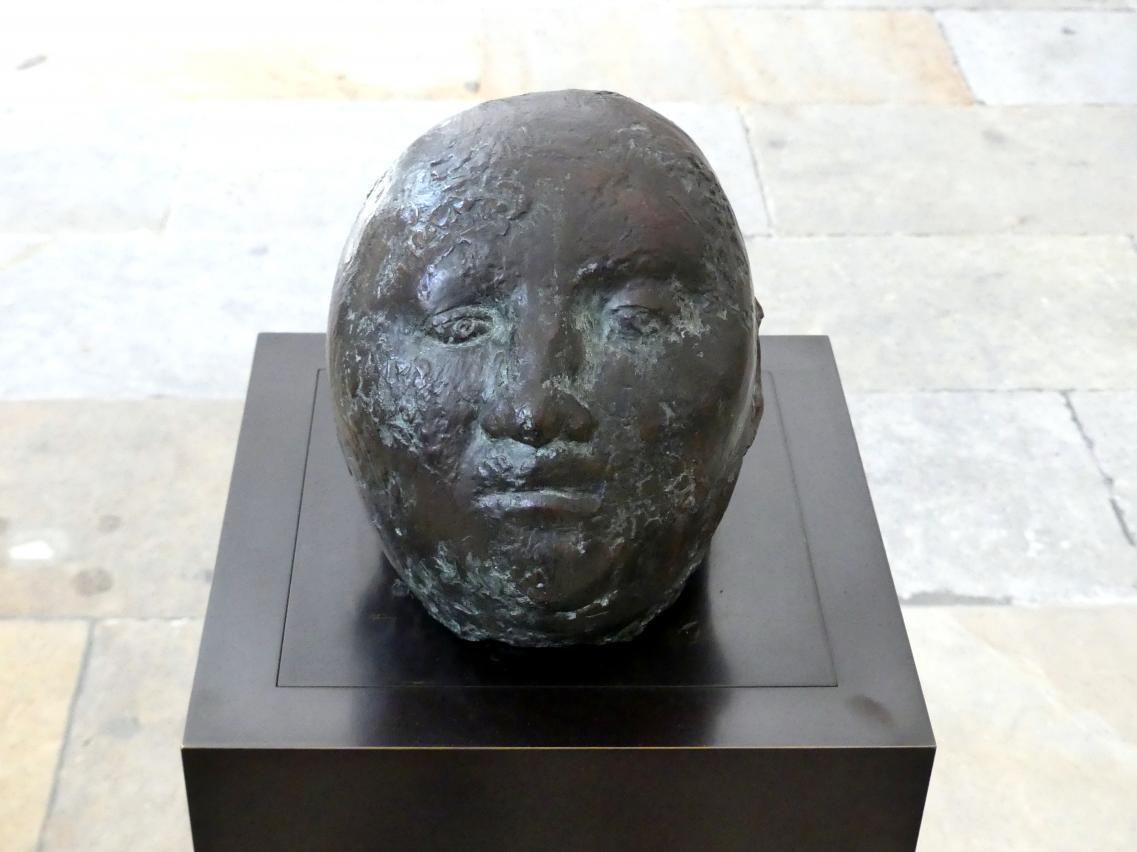 Wieland Förster: Kopf der Gelähmten, 1964