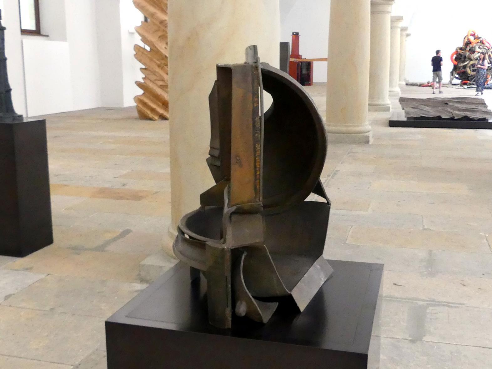 Anthony Caro: Half Nelson, 1981