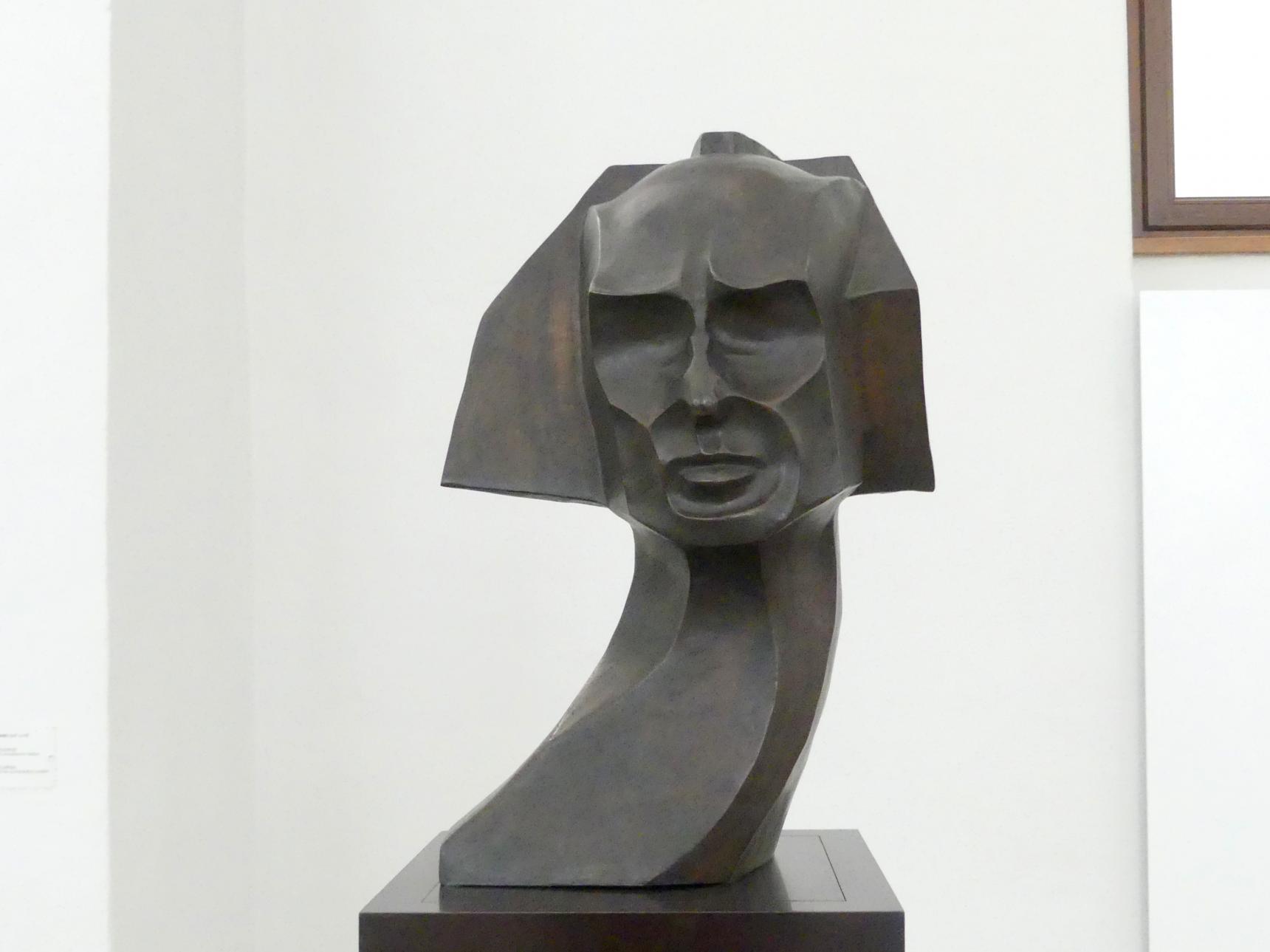 William Wauer: Herwarth Walden, 1917