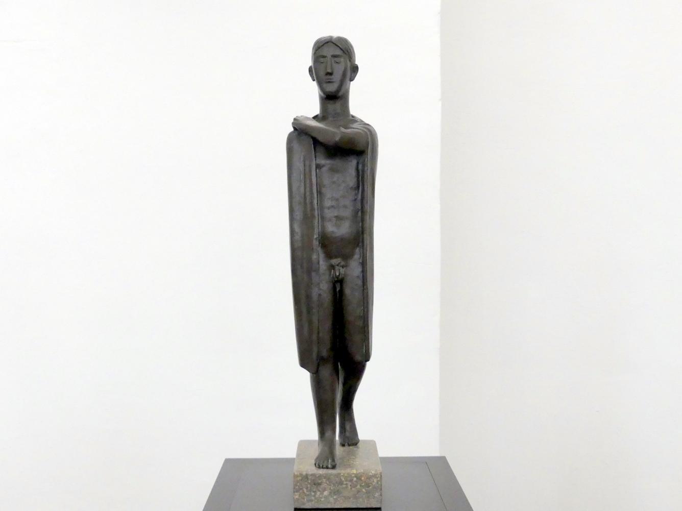 Hermann Blumenthal: Schreitender mit Tuch (Stehender verlorener Sohn), 1934