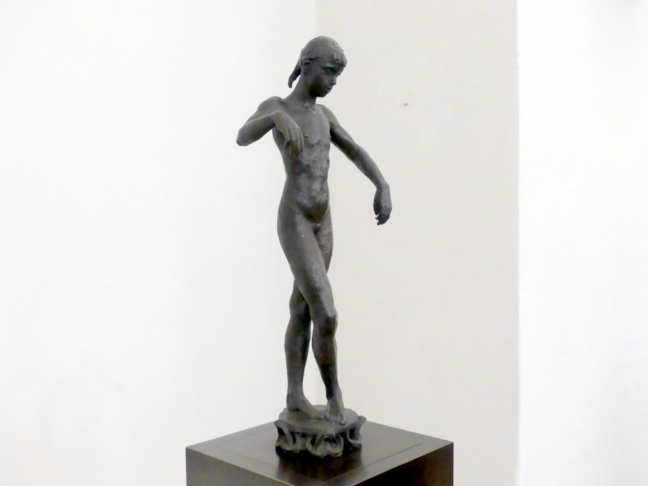 Karl Albiker: Giulietta, 1918, Bild 2/4