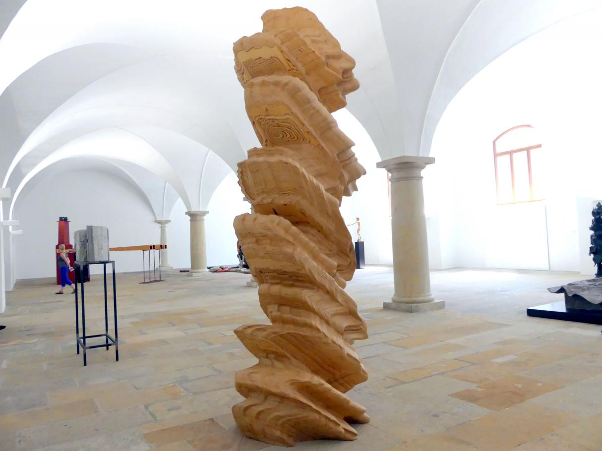 Tony Cragg: Ever After, 2010