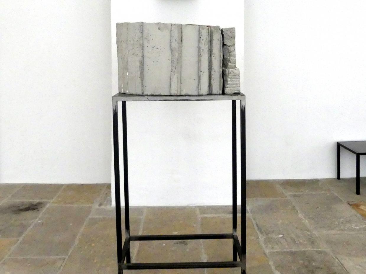 Isa Genzken: Flügel, 1989