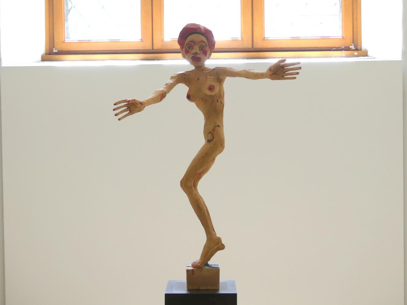 Hans Scheib: Mit offenen Armen, 1997