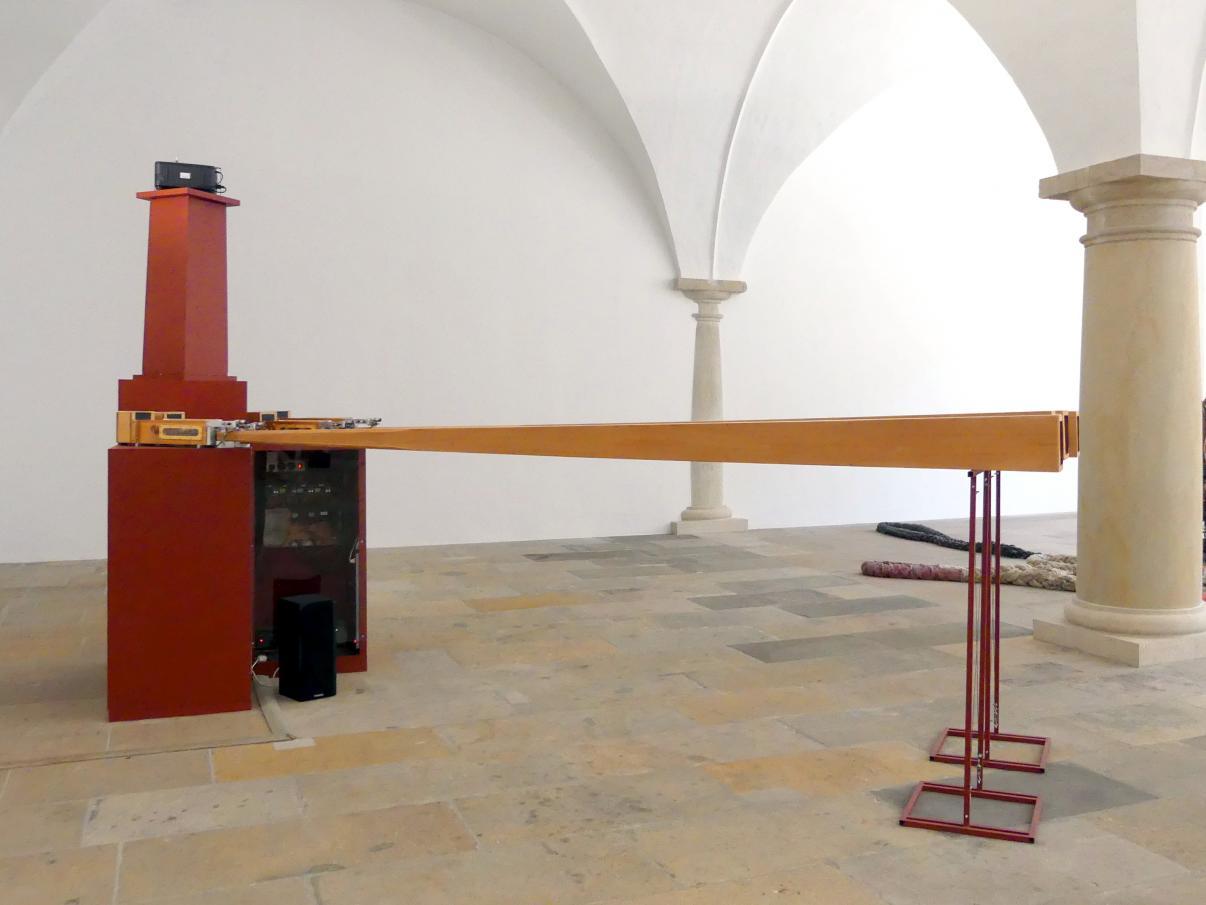 Stephan von Huene: Sirenen Low, 1999