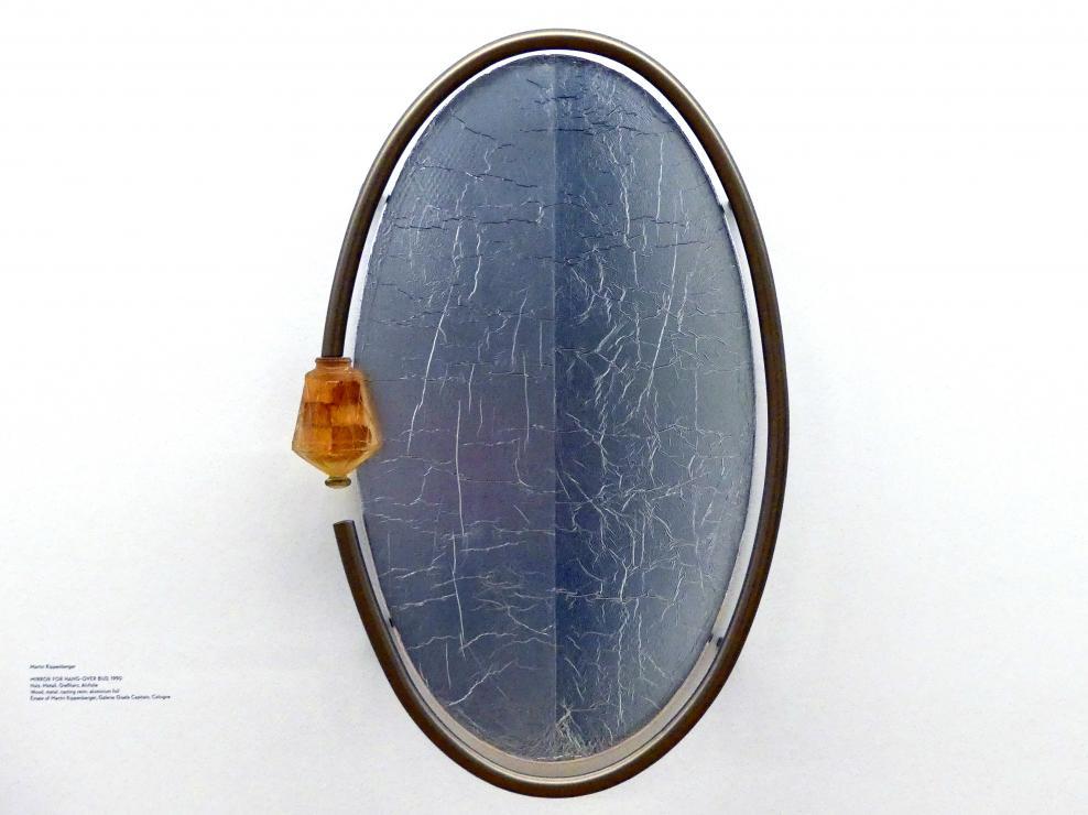 Martin Kippenberger: Mirror für Hang-Over Bud, 1990