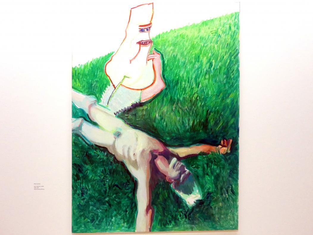 Maria Lassnig: Das Gesetz, 2010