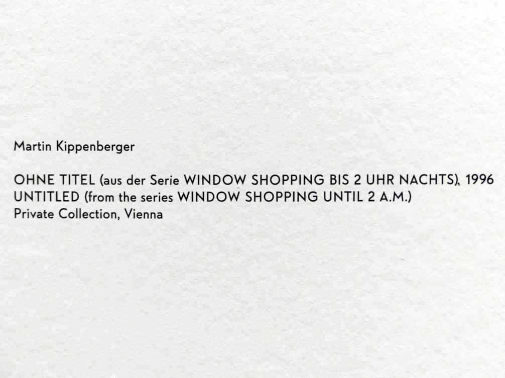 Martin Kippenberger: Ohne Titel, 1996, Bild 2/2