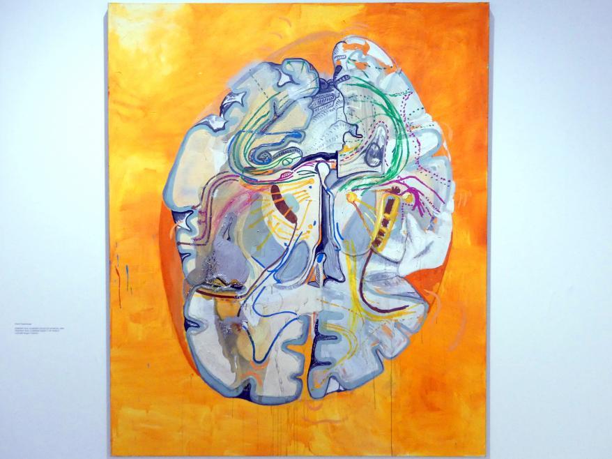 Martin Kippenberger: Porträt Paul Schreber (selbstentworfen), 1994