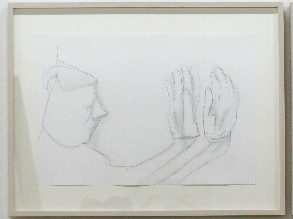 Maria Lassnig: Ohne Titel, Um 2006