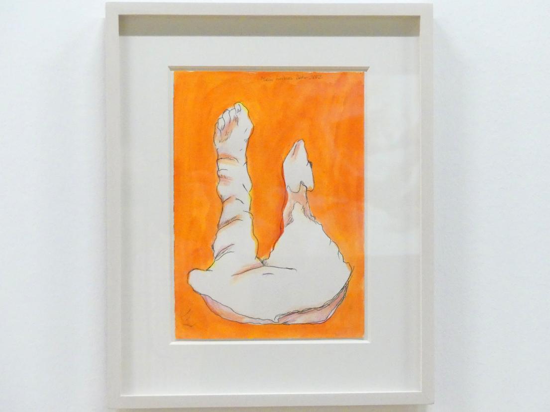 Maria Lassnig: Mein heisses Jahr 2002, 2002