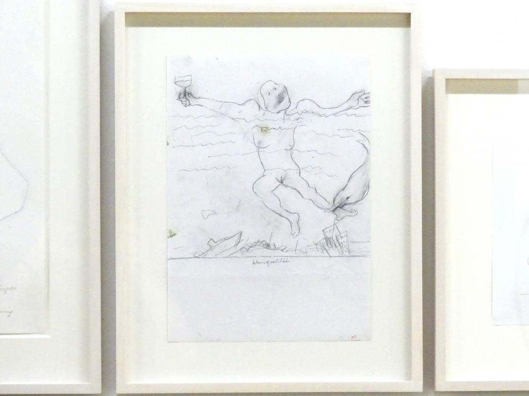 Maria Lassnig: Lebensqualität, Um 2001