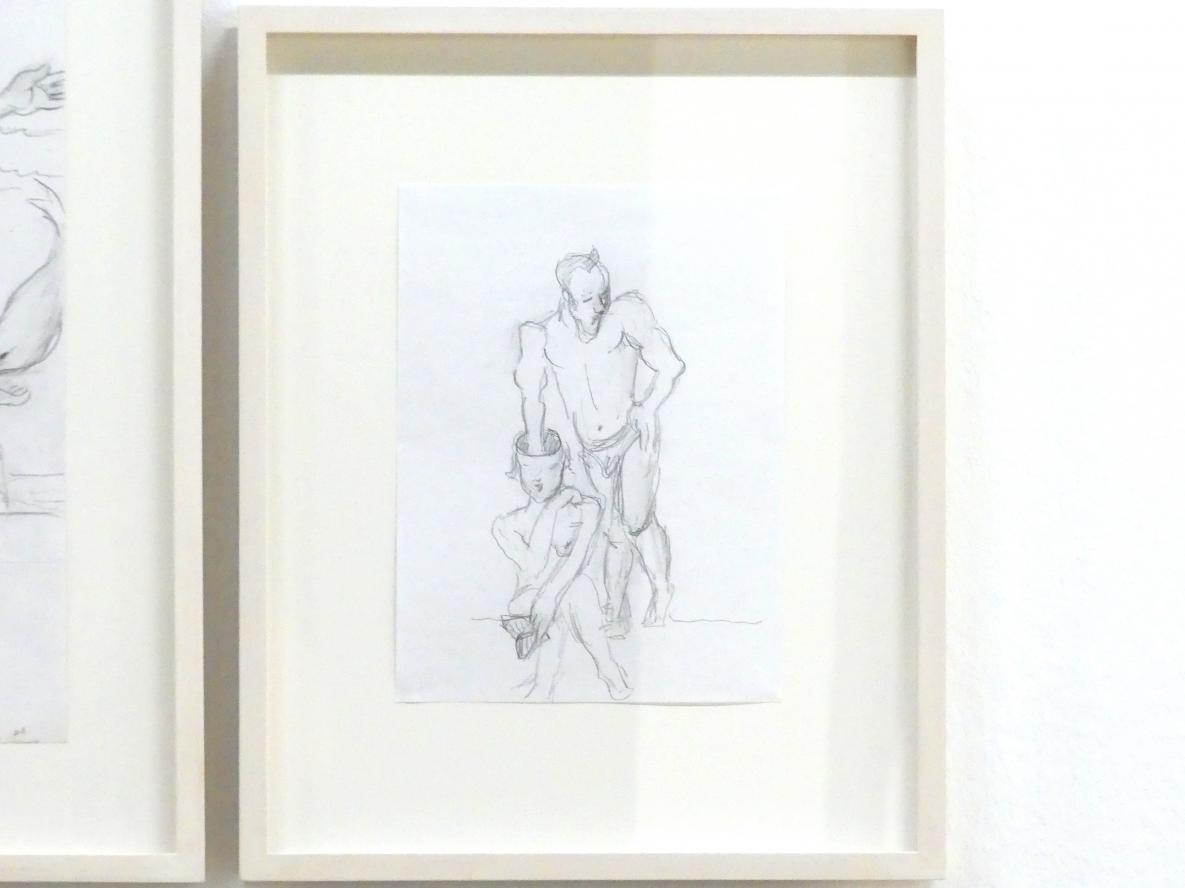 Maria Lassnig: Ohne Titel, Um 2000 - 2009