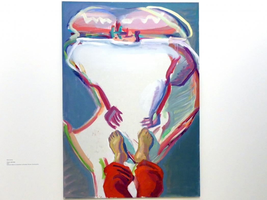 Maria Lassnig: Füsse, 1987 - 1988