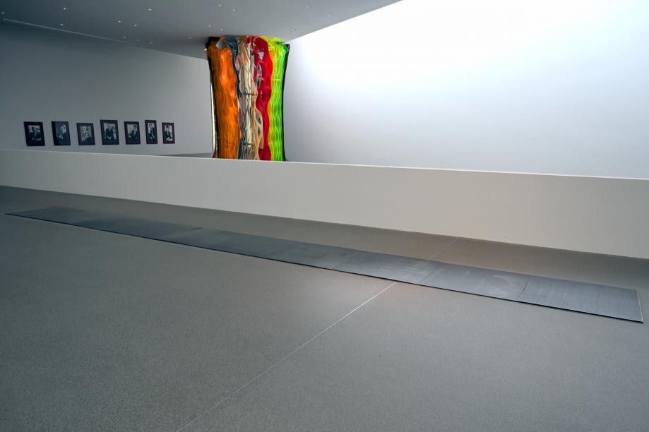 Carl Andre: 10 Steel Row, 1968, Bild 3/5