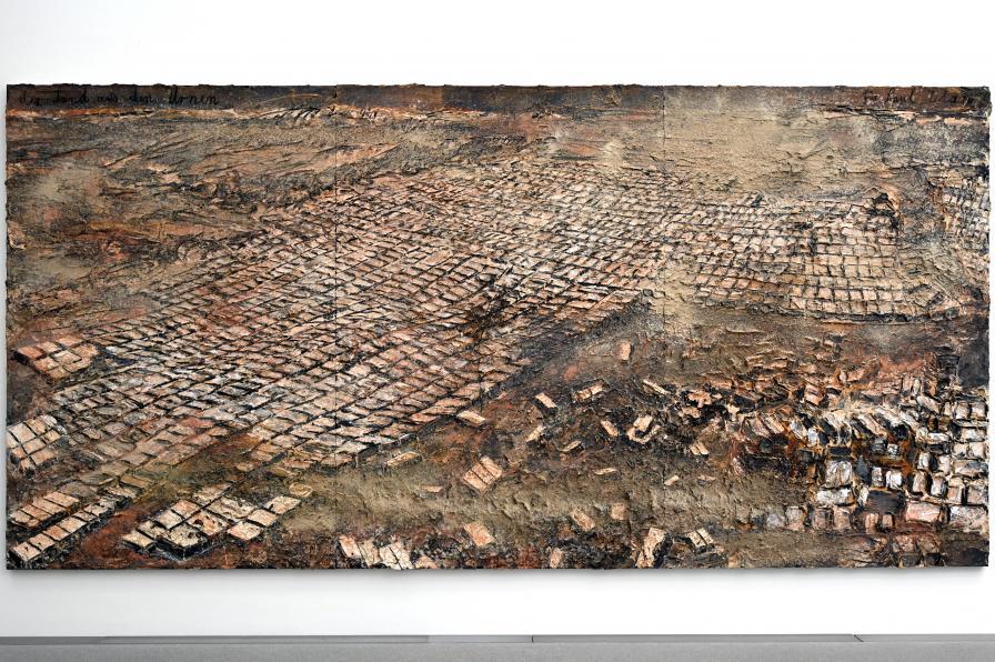 Anselm Kiefer: Der Sand aus den Urnen, 2009