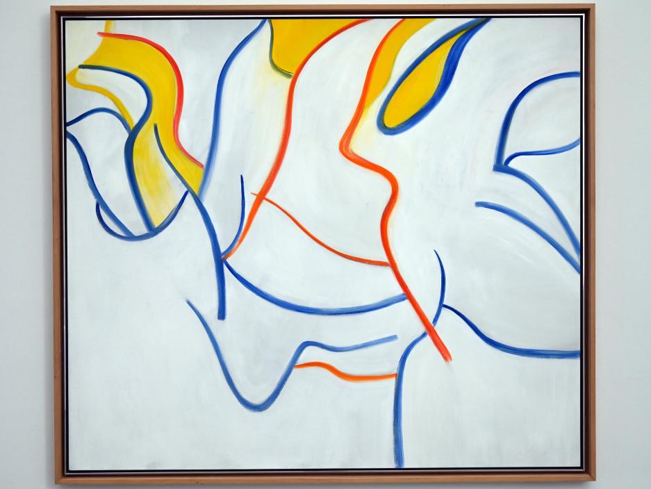 Willem de Kooning: Ohne Titel, 1985