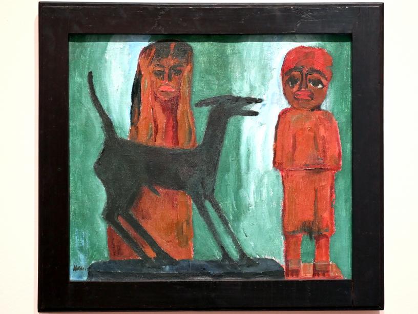 Emil Nolde: Tier und Figuren, 1912