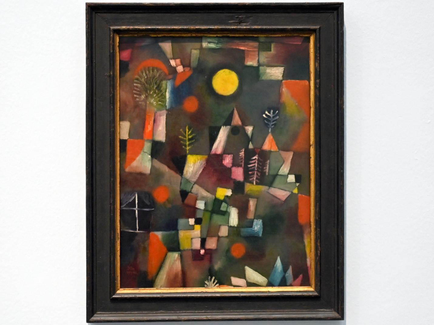 Paul Klee: Der Vollmond, 1919