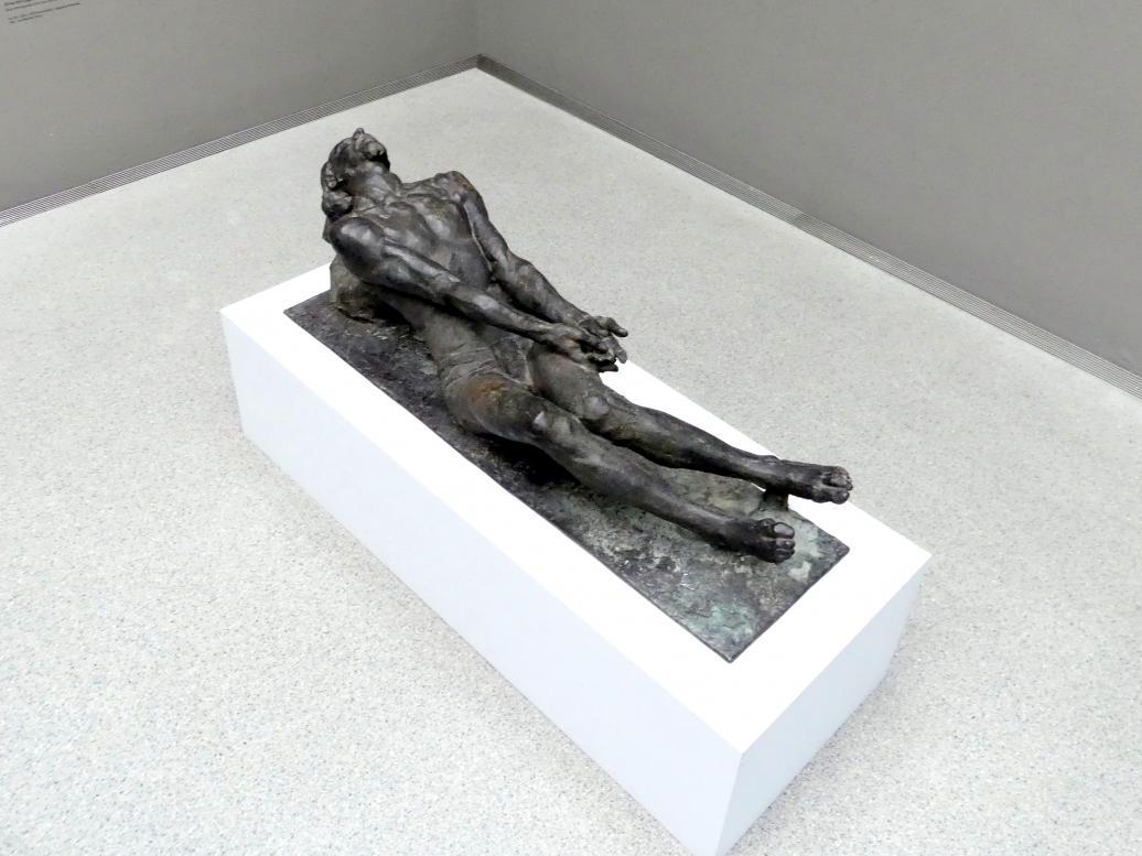 Wilhelm Gerstel: Toter Christus, 1912