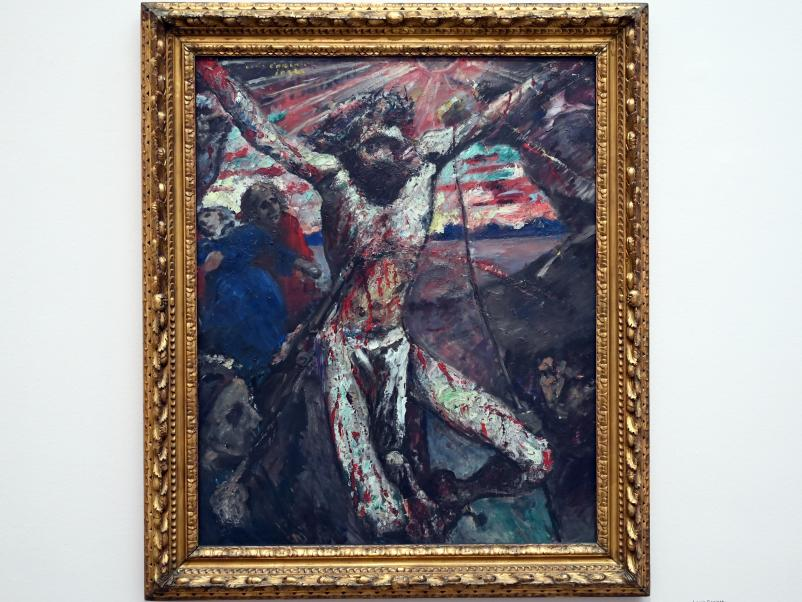 Lovis Corinth: Der rote Christus, 1922