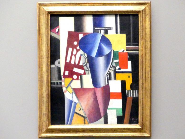 Fernand Léger: Le Typographe - Die Setzmaschine, 1919