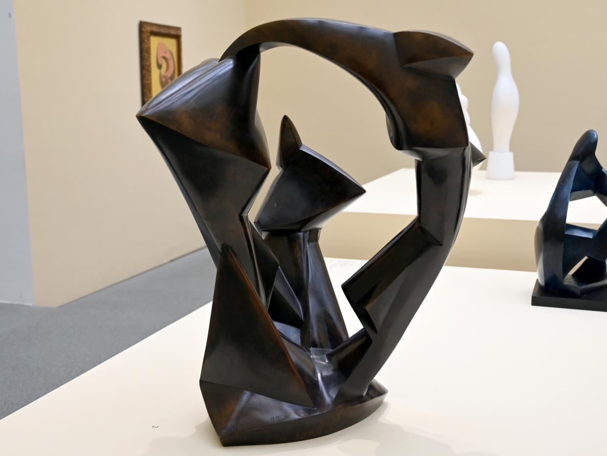 Rudolf Belling: Dreiklang, 1919