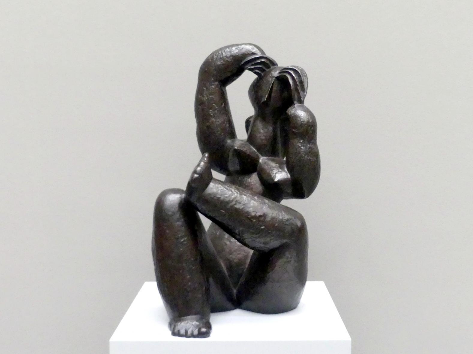 Henri Laurens: La Négresse - Die Negerin, 1934