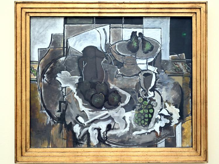 Georges Braque: Nature morte brune - Stillleben in Braun, 1926