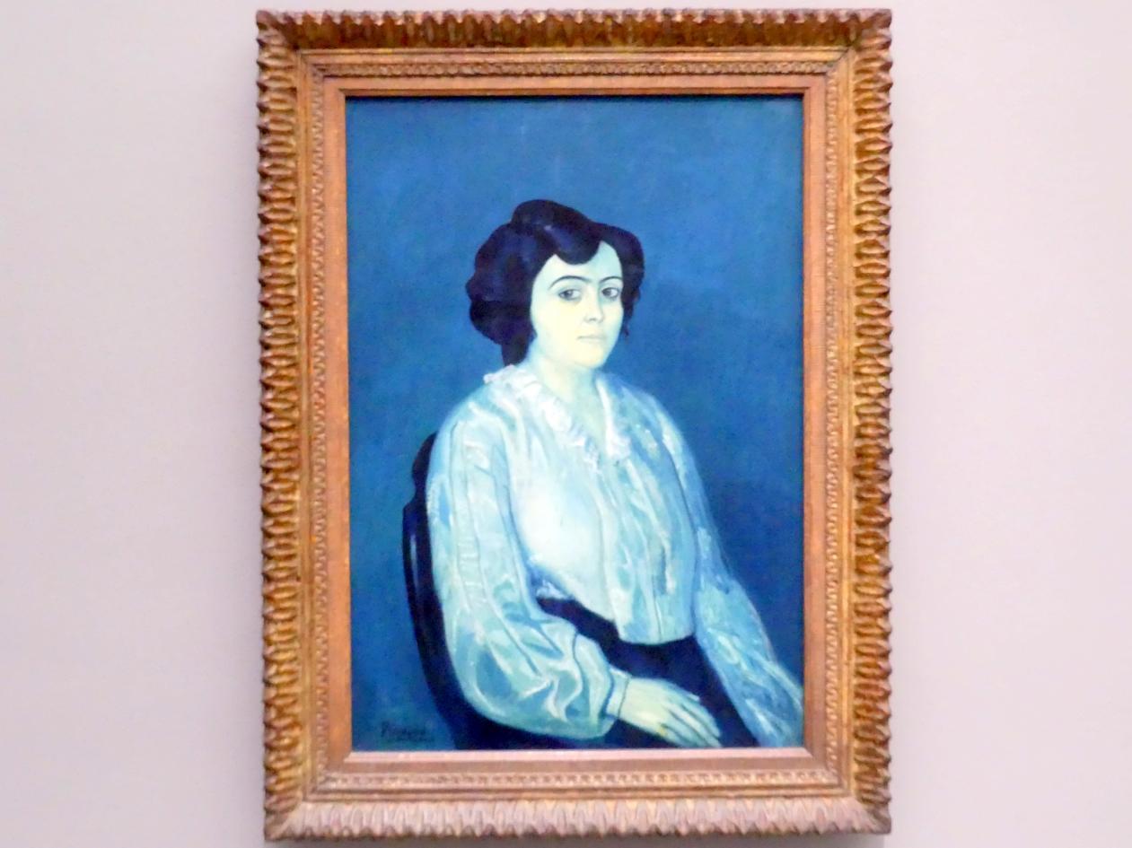 Pablo Picasso: Madame Soler, 1903