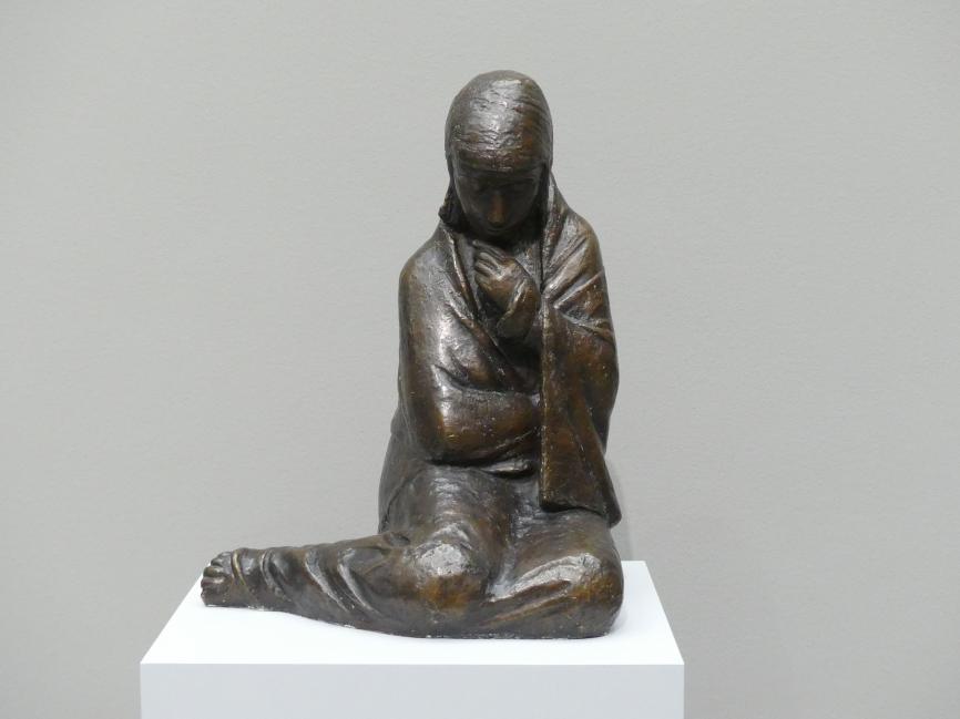 Gerhard Marcks: Still allein, 1932