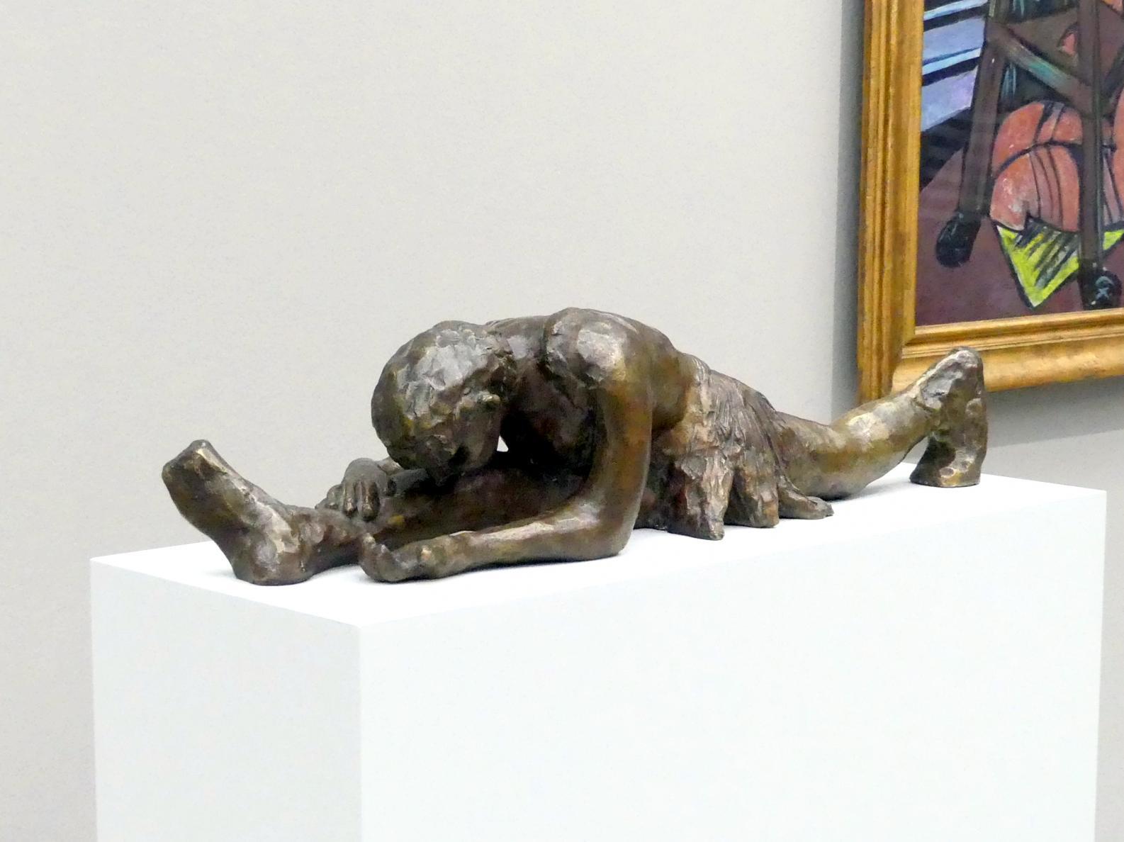 Max Beckmann: Tänzerin, Um 1935