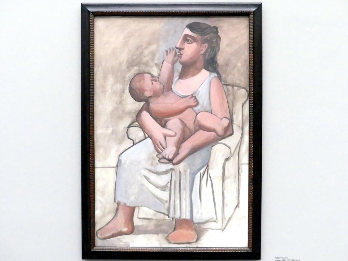 Pablo Picasso: Maternité, 1921