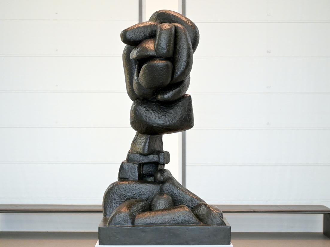 Otto Freundlich: Ascension - Aufstieg, 1929