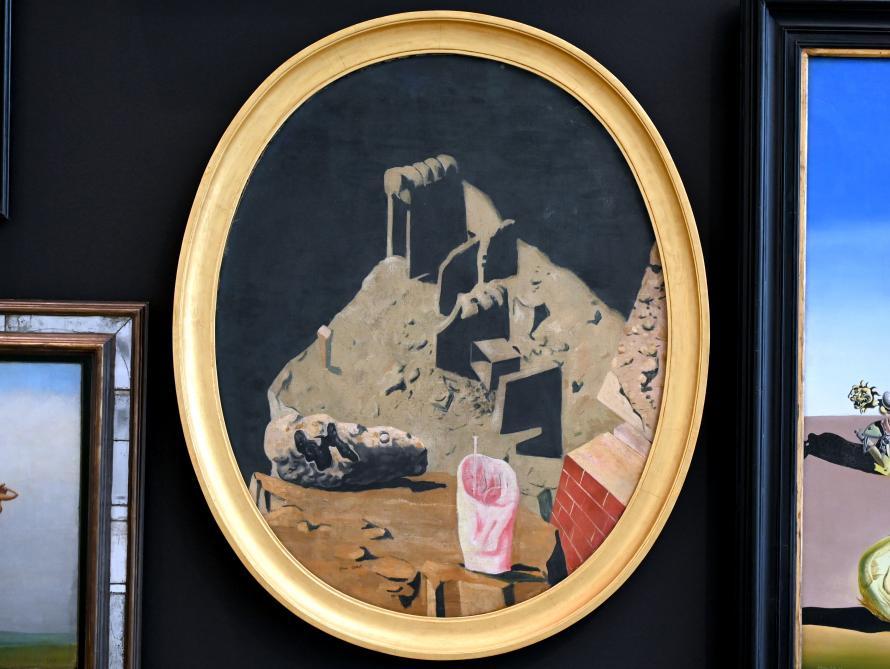Max Ernst: Die Ruine, um 1922