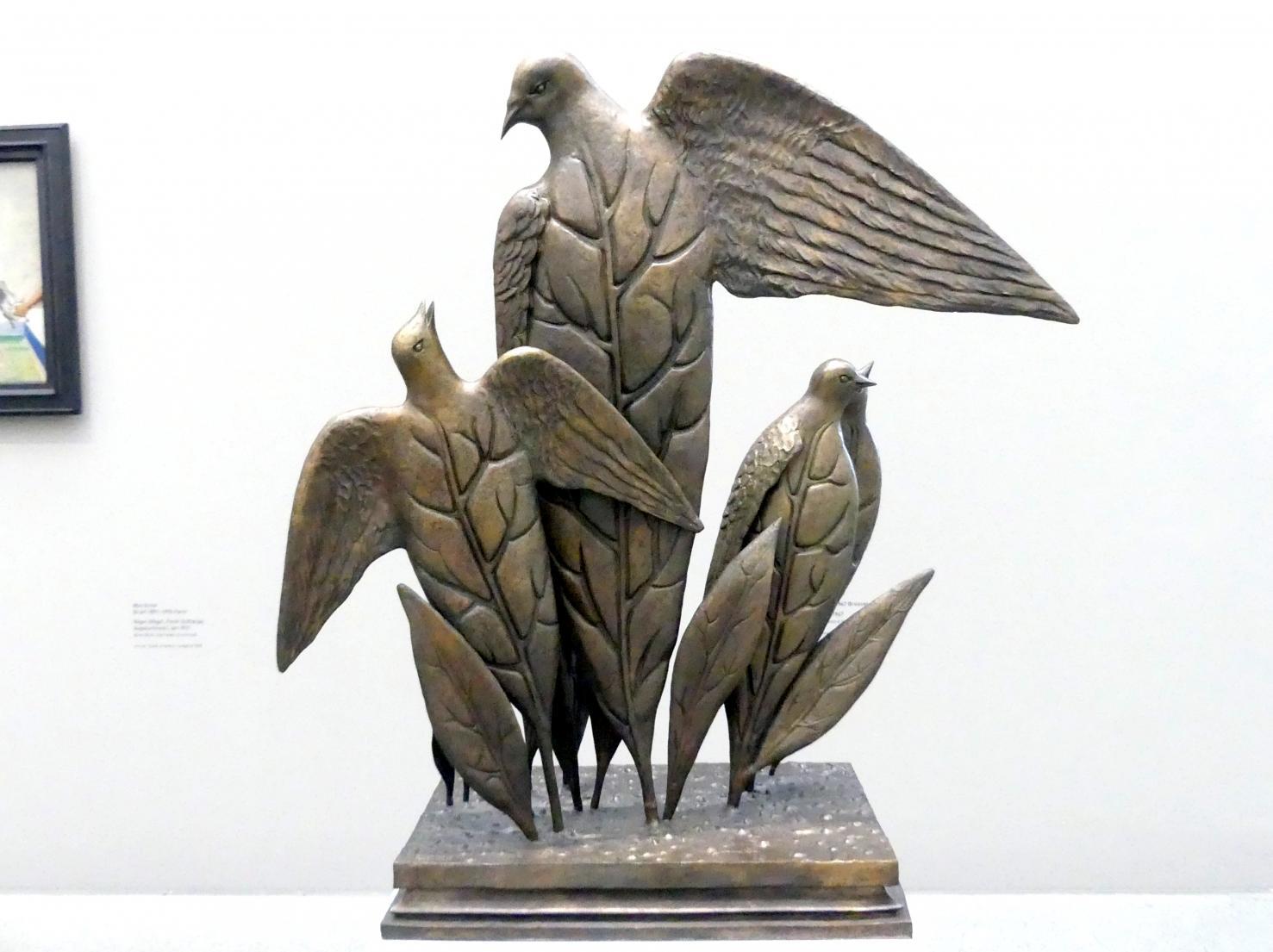 René Magritte: Les grâces naturelles - Die natürlichen Gnaden, 1967