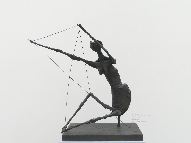 Germaine Richier: La fourmie - Die Ameise, 1953