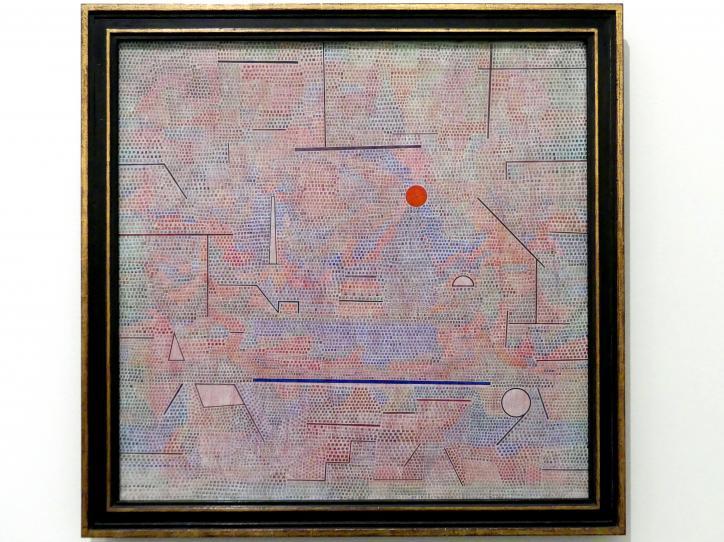 Paul Klee: Das Licht und Etliches, 1931