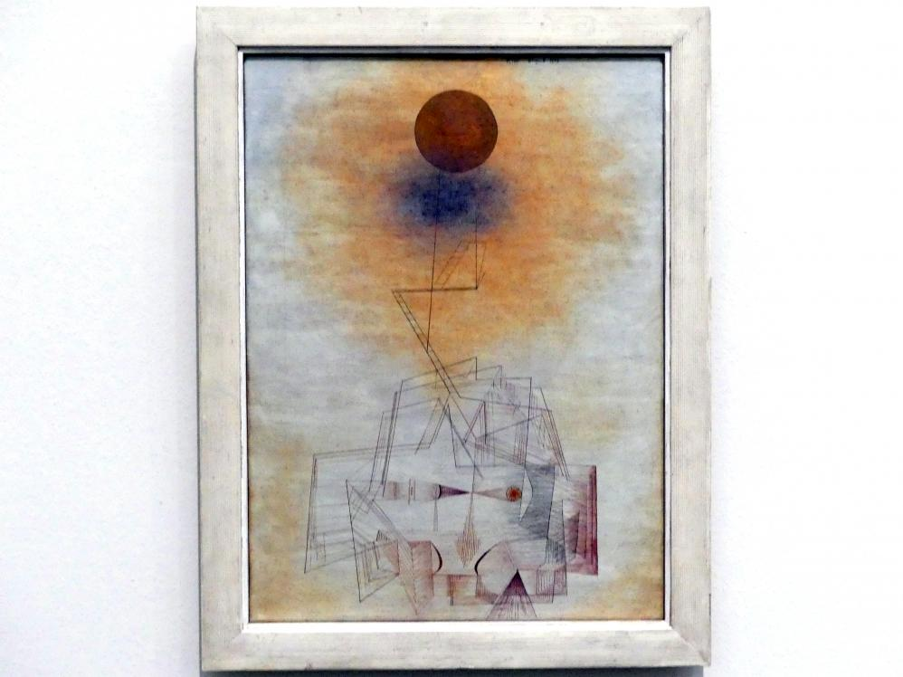 Paul Klee: Grenzen des Verstandes, 1927