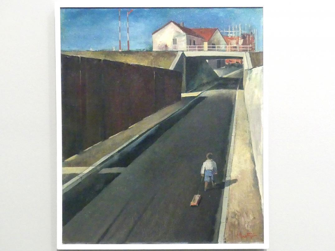 Carl Theodor Protzen: Einsame Straße, 1932