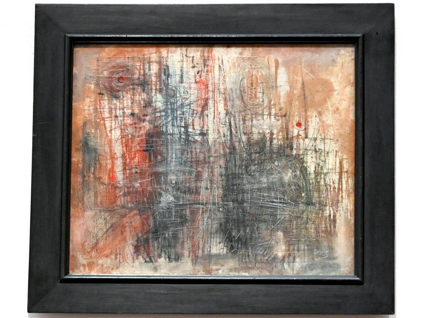 Wols ( Alfred Otto Wolfgang Schulze): Komposition, 1946
