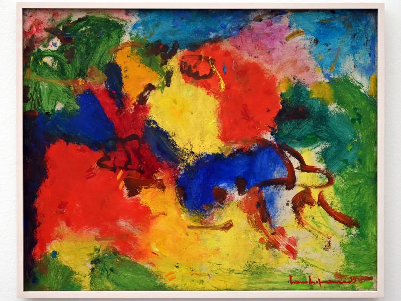 Hans Hofmann: Landscape, 1939