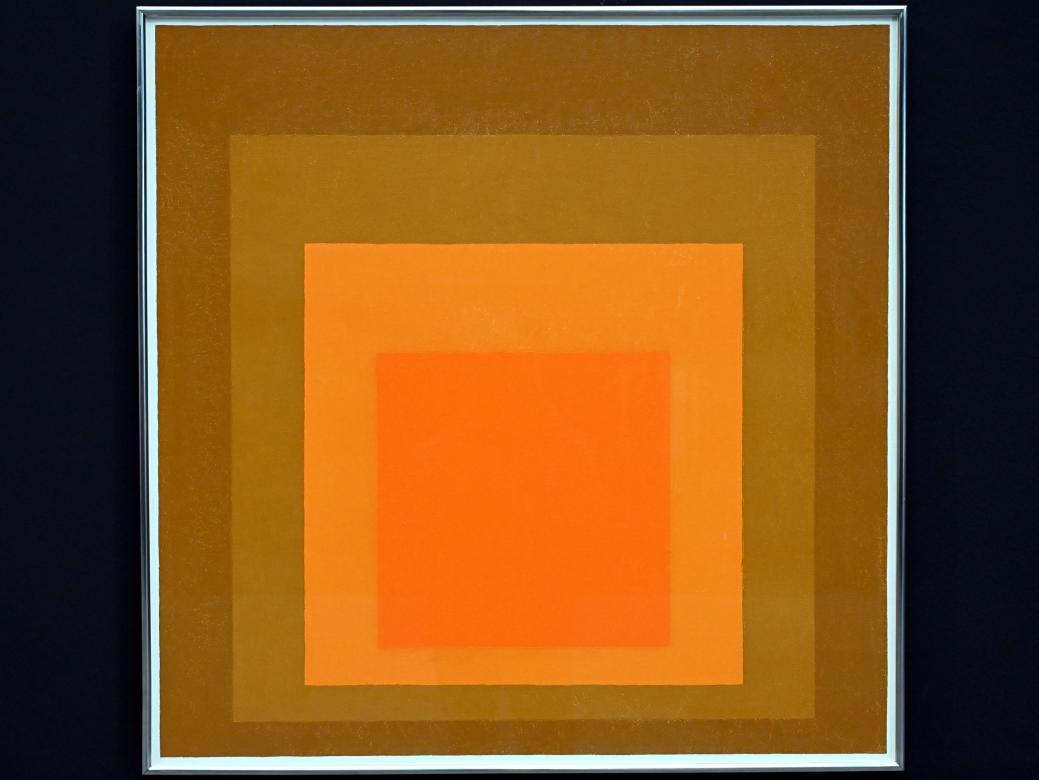 Josef Albers: Salute, 1967
