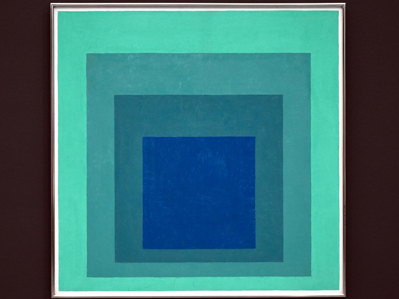 Josef Albers: Homage to the Square: Ritardando, 1958