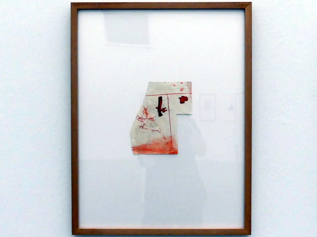 Joseph Beuys: unbetitelt (Grafiktitel: Vogel), um 1952