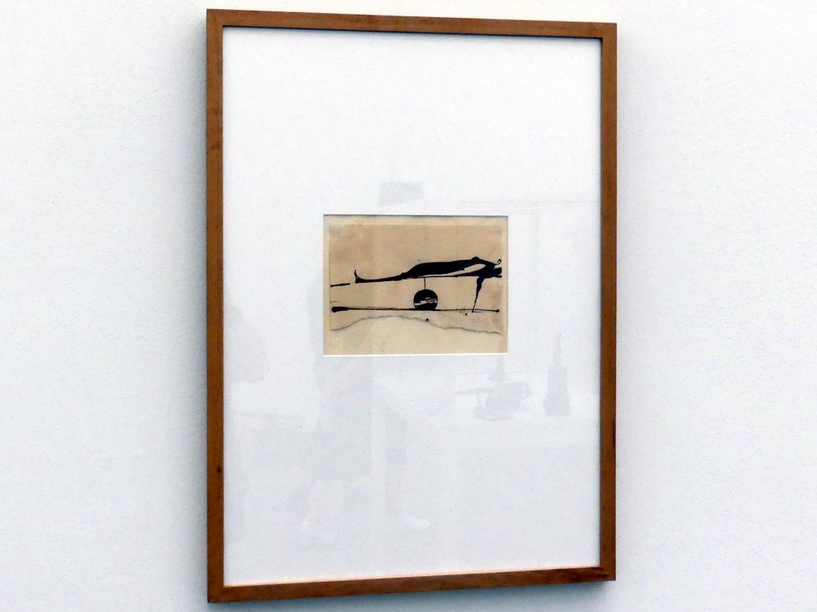 Joseph Beuys: unbetitelt, 1952