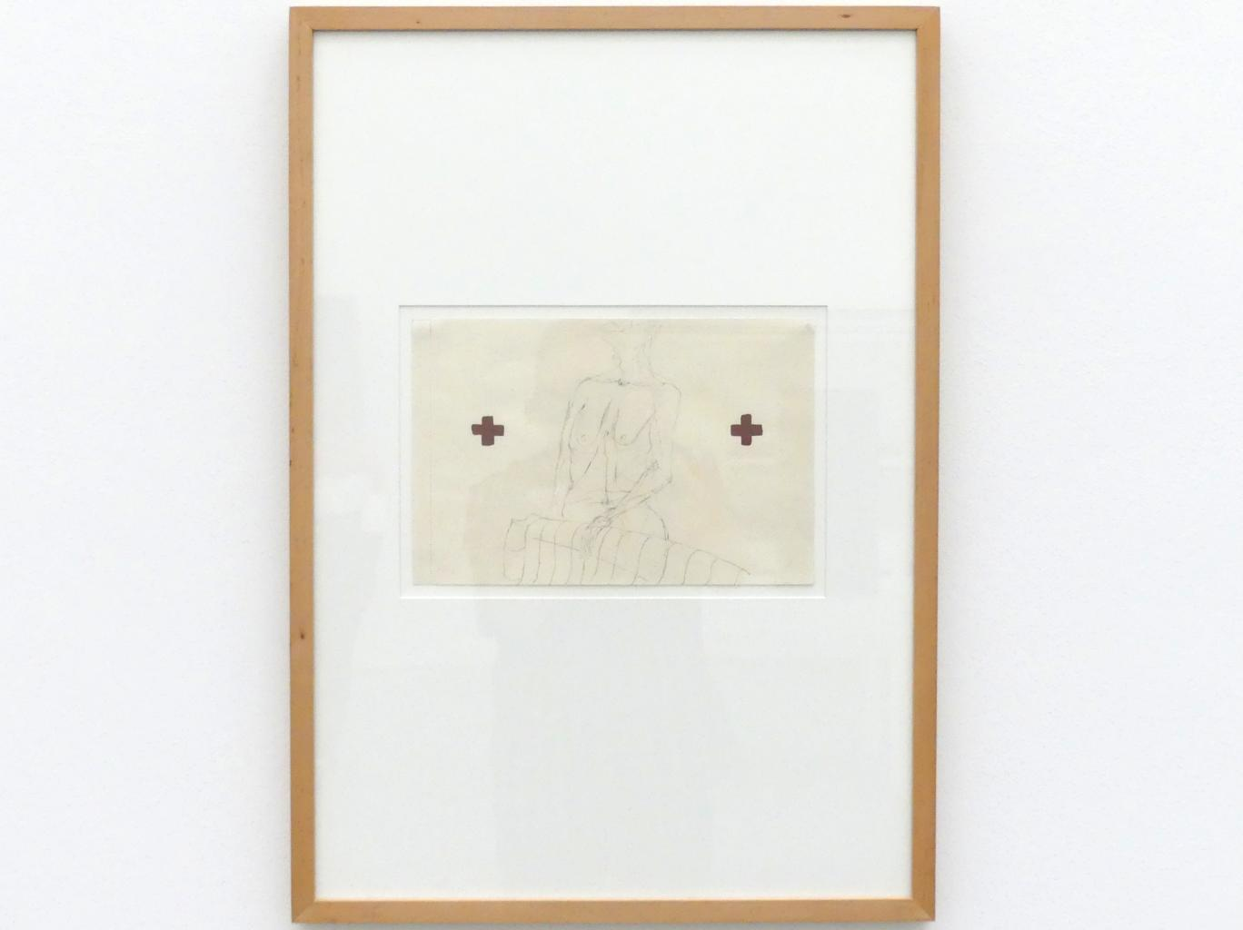 Joseph Beuys: unbetitelt, 1956