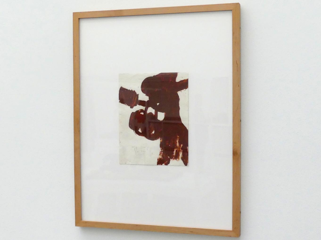 Joseph Beuys: Foetus, 1961