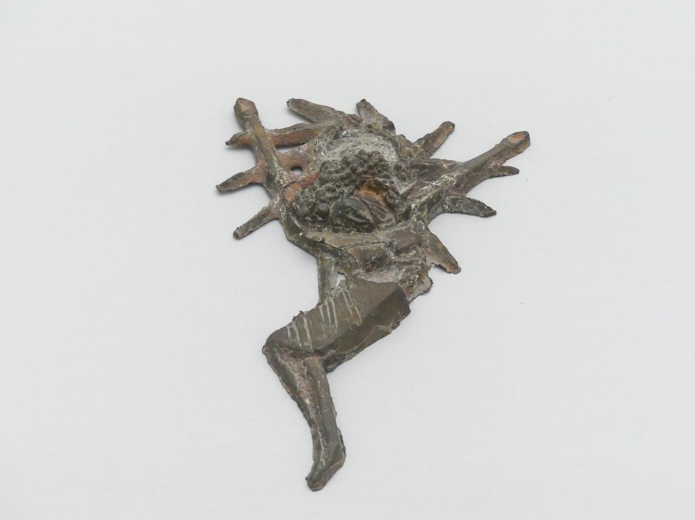 Joseph Beuys: Kreuz mit Sonne, 1947 - 1949